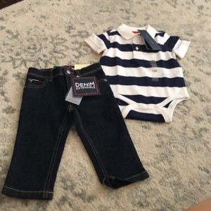 Tommy Hilfiger 12M Outfit
